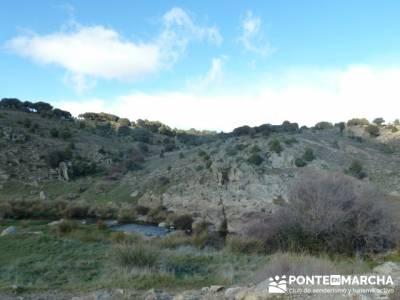 Puentes del Río Manzanares;viajes organizados;viajes senderismo semana santa